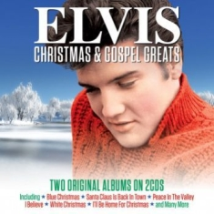 Elvis Presley - Christmas & Gospel Greats