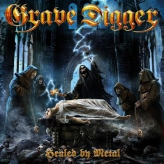 Grave Digger - Healed By Metal / Digipak Cd