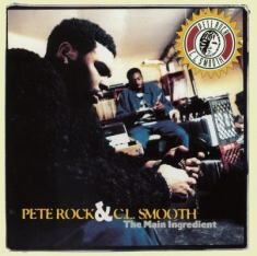 Rock Pete & C.L. Smooth - Main Ingredient