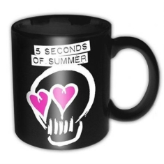 5SOS - Boxed mug: Logo black