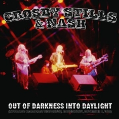 Crosby, Stills & Nash - Out Of Darkness Into Daylight (2 Cd