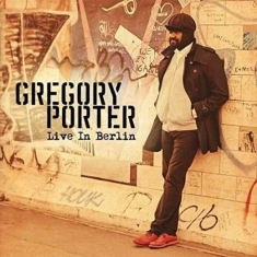 Gregory Porter - Live In Berlin (Br)