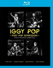 Iggy Pop - Post Pop Depression - Live (Br)