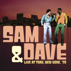 Sam & Dave - Live At Trax, N.Y. '79