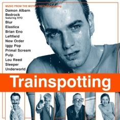 Blandade Artister - Trainspotting (2Lp)