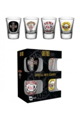 Guns N' Roses - Guns N' Roses - Shot Glasses (4-pack)