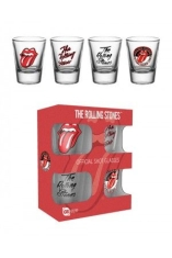 Rolling Stones - Rolling Stones - Shot Glasses (4-pack)