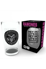 Ramones - Pint glass