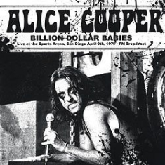 Alice Cooper - Billion dollar babies live 1979