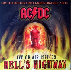 AC/DC - Hell S Highway - Live On Air 1974-
