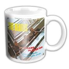 Beatles - Please please me, mini mug