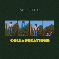 Oldfield Mike - Collaborations (Vinyl)