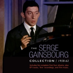 Gainsbourg serge - Serge Gainsbourg Collection 58-62