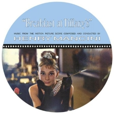 Mancini Henry - Breakfast At Tiffany's (Picture Lp)
