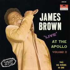 Brown James - Live At The Apollo Vol Ii (3Lp)