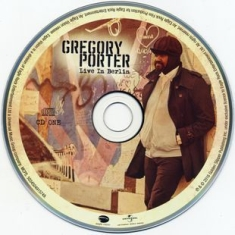 Gregory Porter - Live In Berlin (Dvd+2Cd)