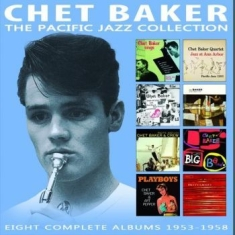 Baker Chet - Pacific Jazz Collection The (4 Cd)