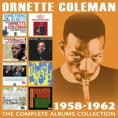 Ornette Coleman - Complete Albums Collection The 1958