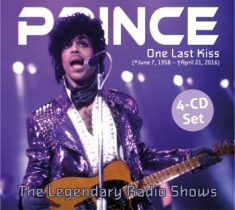 Prince - One Last Kiss (4 Cd) Live 1985 - 19