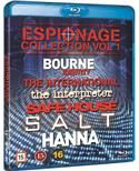 Espionage Collection - Vol 1