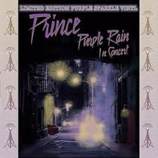 Prince - Purple Rain In Concert (Purple)