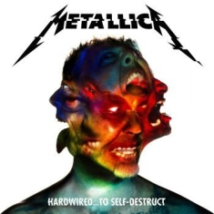 Metallica - Hardwired... To Self-Destruct (2Lp