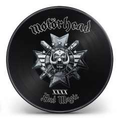 Motörhead - Bad Magic (Picture Disc) (Silver)