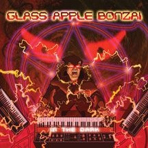 Glass Apple Bonzai - In The Dark (Purple Vinyl)