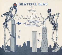 Grateful Dead - Uic Pavillion April 11Th 1987