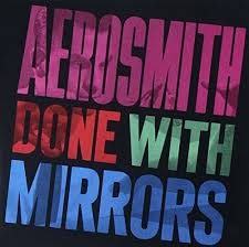 Aerosmith - Done With Mirrors (Vinyl)