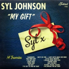 Johnson Syl - My Gift