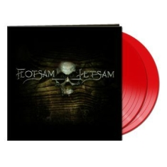 Flotsam And Jetsam - Flotsam And Jetsam (Ltd Gtf Red 2 V