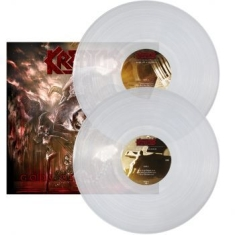 Kreator - Gods Of Violence 2Lp (Clear) In Gat