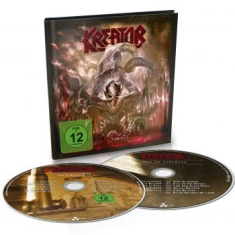 Kreator - Gods Of Violence (Cd+Dvd)