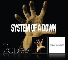 System Of A Down - System Of A Down/Steal This