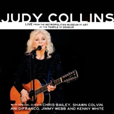 Collins Judy - Live At The Metropolitan Museum Of