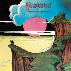 Hawkwind - Warrior On The Edge Of Time -Super