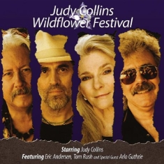 Collins Judy - Wildflower Festival Cd+Dvd