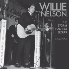 Nelson Willie - Storm Has Just Begun