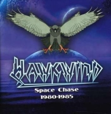 Hawkwind - Space Chase 1980-1985