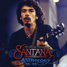 Santana - Early San Francisco Years
