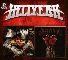 Hellyeah - Blood For Blood/Band Of Brothe