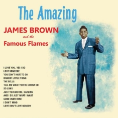 Brown James - Amazing James Brown