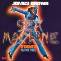 Brown James - Sex Machine Today