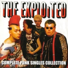 Exploited - Complete Punk Singles Collect.