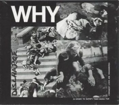 Discharge - Why? (Deluxe Digipak)