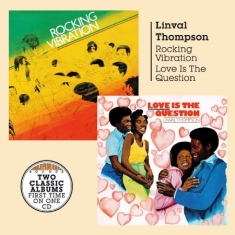 Thompson Linvall - Rocking Vibration & Love Is The Que