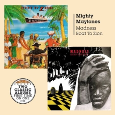 Mighty Maytones - Madness & Boat To Zion