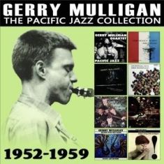 Gerry Mulligan - Pacific Jazz Collection The (4 Cd)