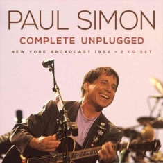 Paul Simon - Complete Unplugged (2 Cd) New York